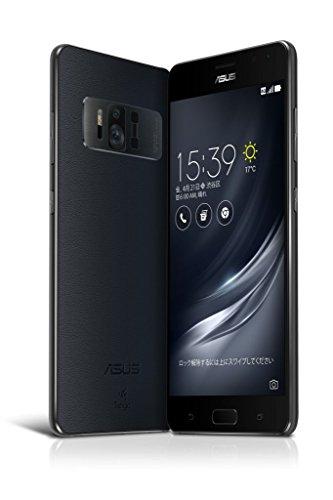エイスース ASUS ZenFone AR ブラック(メモリ 8GB/ストレージ 128GB) ZS571KL-BK128S8