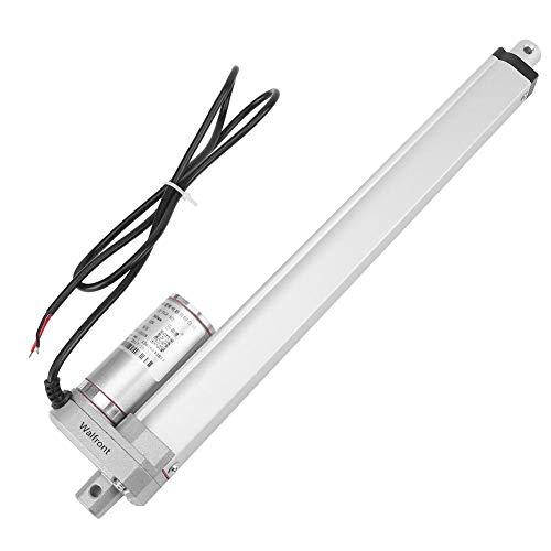Actuador Lineal de 12v DC Actuador Motor Elctrico Linear de Movimoiento de Elevador 50/100/150/250/300mm(300mm)