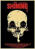 SGDDGF Horrorfilm The Shining Poster Print malerei Poster