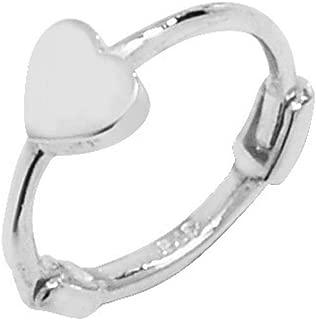 9carat White Gold 6mm Diameter Cz Solitaire Cluster Stud Earrings Wt 1.4g