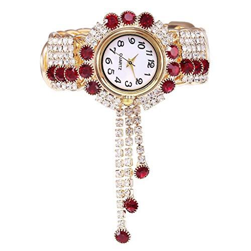 LEEDY Armbanduhr Damen Kleine Und Zarte EuropäIsche Schönheit Einfache Lässige Armbanduhr Anzug