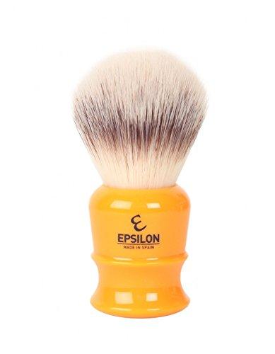 Epsilon fibra Punta de Plata con nudo de 26mm y mango Butterscotch