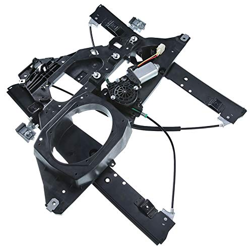 A-Premium Power Window Regulator with Motor and Panel Replacement for Ford...