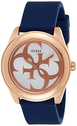 Guess W0911L6, Reloj de pulsera para mujer, Azul