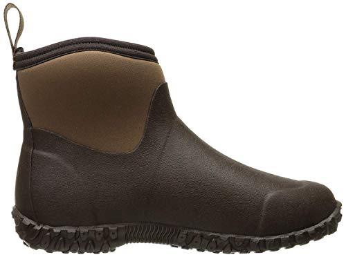 Muck Boots Men's Muckster II Ankle, Bottes & Bottines de Pluie Homme, Marron (Bark/Otter), 43 EU