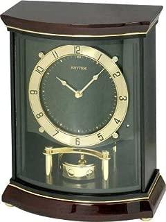 Ascot Mantle Clock by Rhythm Clocks by Rhythm Clocks