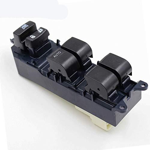 GLLXPZ Interruptor de La Botonera Elevalunas, para Toyota Corolla RAV4 Vios AURIS Yaris,Electrónico Panel Interruptor de Botón