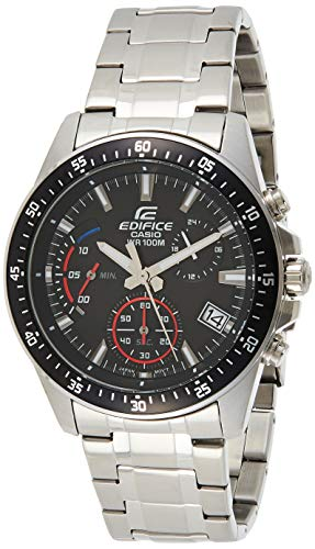 Casio Edifice EFV-540D-2A Quartzwerk - Reloj de pulsera para hombre