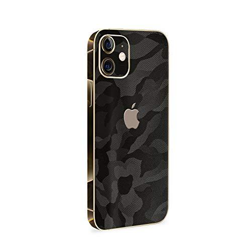 Normout iPhone 12 Mini Schutzfolie Rückseite Phantom - 2X Backcover für iPhone 12 Mini Rückseite Folie, 2X iPhone 12 Mini Kamera Folie - Schützt vor Kratzern, Schmutz & Fingerabdrücken