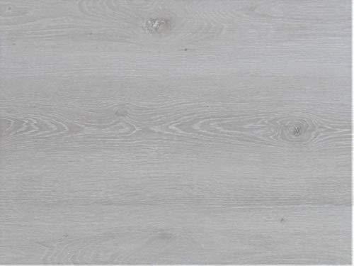 Schnell   Mineral SPC Vinylboden Basic Designboden Holzoptik Dielenformat Klicksystem Stärke 3,5mm Wasserresistent   MUSTER Classic Oak Light