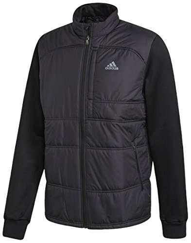 Find Discount adidas Golf 2017 Mens Climaheat Primaloft Insulated Thermal Golf Jacket Black Small