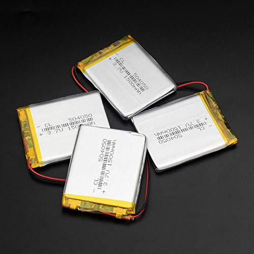 wangxiaoping 504050 3,7 V 1500 mAh batería de polímero de Litio baterías...