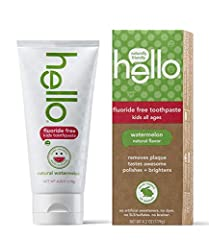 Contains 1 - 4.2oz tube of toothpaste Hello is thoughtfully formulated with high quality ingredients like xylitol, erythritol, soothing aloe vera, and a silica blend that gently polish teeth. We're serious about being friendly, and about what goes in...