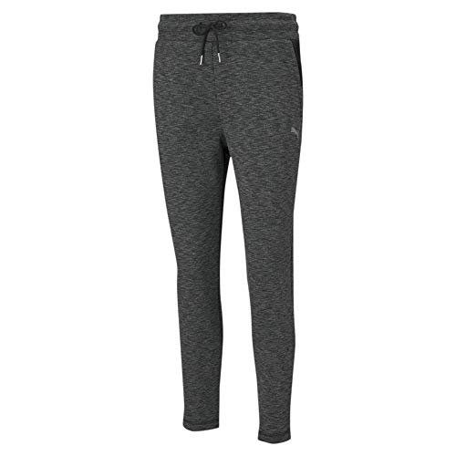PUMA Evostripe Pants Chándal, Mujer, Black-Heather, XL