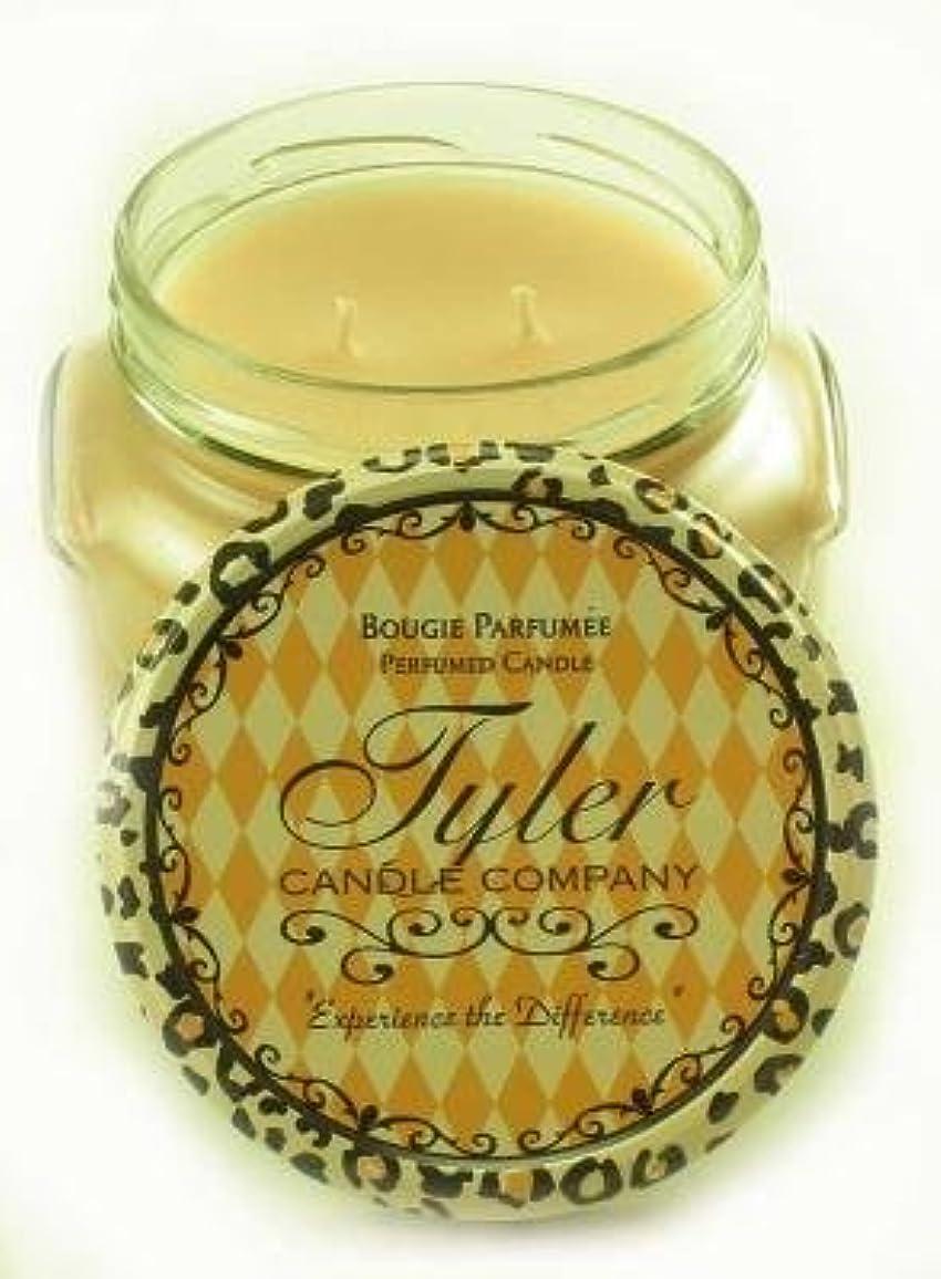 つまらないメイエラインキュバスEntitled Tyler 11オンス香りつき2-wick Jar Candle