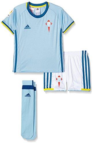 adidas Celta de Vigo 215/16 Conjunto, Niños, Azul (Azucla), 3-4 años