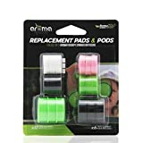 Aroma Spinner Fidget Spinner Replacement Pads and Pods for use with Aroma Spinner Essential Oil Fidget Spinner. Aromatherapy Diffuser. 12 Pads & 6 Pods Included