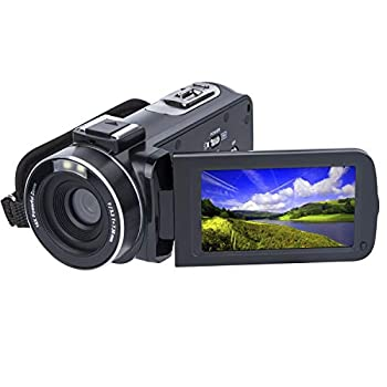 SOSUN 301S-Plus - Best Video Camera Camcorder Under $100