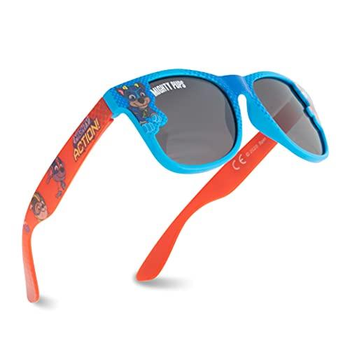 Paw Patrol Lunettes de soleil pour enfants - Pour garçons et filles - Protection UV 100 % - À partir de 3 ans