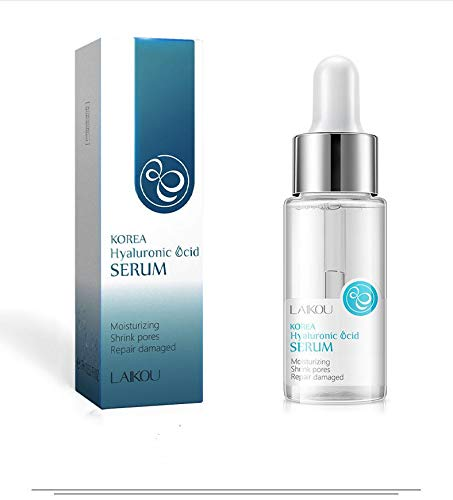 100% Strong Hyaluronic Acid Serum Anti Wrinkle Face Cream Moisturiser 17ml,Antioxidant protection and collagen generator, the best facial moisturizing effect   (1pc)