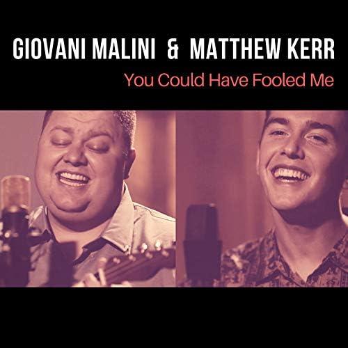 Giovani Malini & Matthew Kerr