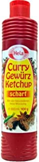 Curry Gewurz Ketchup (Scharf (sharp))