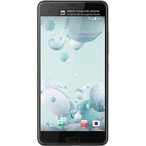 HTC U Ultra Smartphone débloqué 4G (Ecran: 5,7 Pouces - 64 Go - Nano-SIM - Android) Blanc Perle