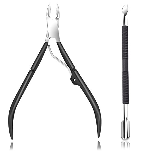 Ejiubas Cuticle Trimmer Nipper