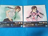 2枚セット 真希波マリイラストリアス 一番くじ シンエヴァンゲリオン劇場版 エントリースタート F賞 色紙 anime goods