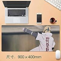 11Q NARUTO -ナルト- 大判マウスパッド パソコン 周辺機器 アニメ・キャラクター ゲーミング マウスパッド 巨大 適用 ファッション かわいい 萌え 90X40X0.3cm