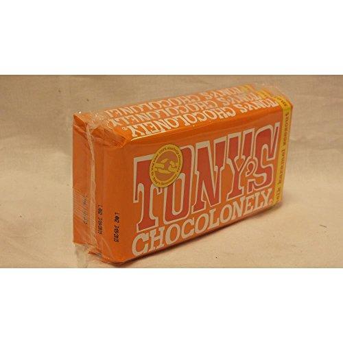 Tonys Chocolonely 'Karamel & Zeezout' 3 x 180g (Karamell-Meersalz-Schokoladentafel)