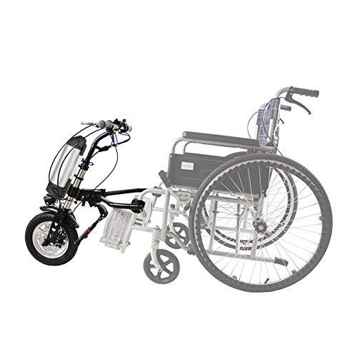 VEVOR Handbike para Silla de Ruedas 36V Kit de Conversión de Handbike Eléctrico para Silla de Ruedas 36V Adecuado para Sillas de Ruedas Deportivas Handcycle Silla De Ruedas 36V 350W