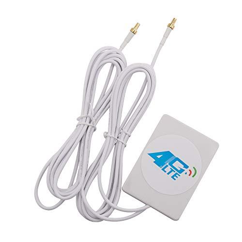 SNOWINSPRING 4G / 3G Antena WiFi 28Dbi LTE Antena Amplificador De Se?al 4G / 3G Router Móvil Antena WiFi Antena De Banda Ancha (Crc9)