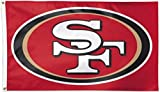 Flagge NFL San Francisco 49ers - 90 x 150 cm, + gratis Aufkleber, Flaggenfritze®