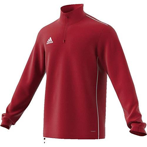 adidas Herren Core 18-CV3999 Trainingstop, Power Red/White, L