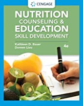Nutrition Counseling and Education Skill Development (MindTap Course List)