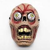 chachacha Halloween Horror Vampir blinkendes Licht Auge Monster Maske Erwachsenen Leistung Maskerade...