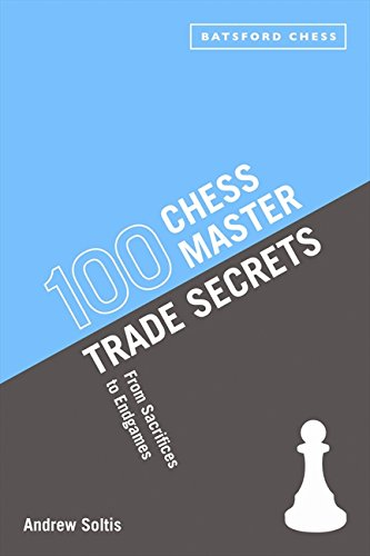 Soltis, A: 100 Chess Master Trade Secrets: From Sacrifices to Endgames