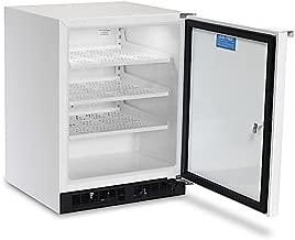Marvel/Div Northland SA24RAS4RW ADA Height Refrigerator, 4.6 cu. ft. Capacity, Right Hinge, Frost Free, White, 115V/60 Hz