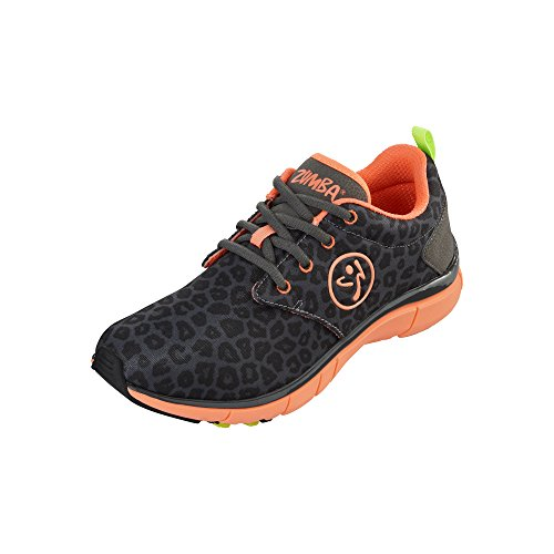 Zumba Women's Fly Print Dance Shoe