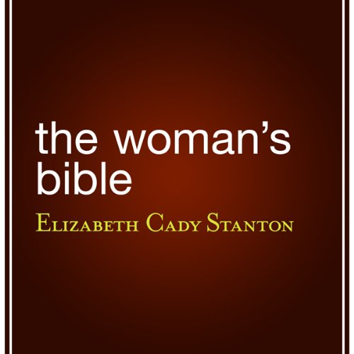 The Woman's Bible cover art