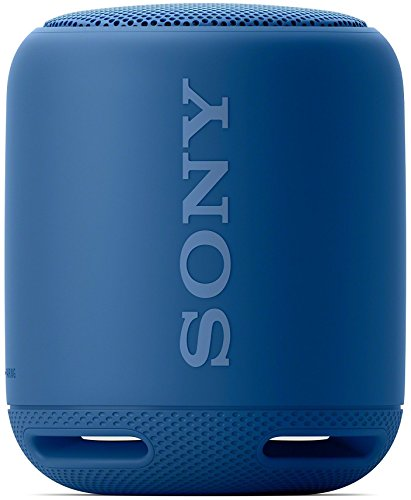 Sony XB10 Portable Wireless Speaker with Bluetooth, Blue
