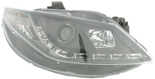 FK Automotive FKFSSE010015 Daylight Scheinwerfer passend für Seat Ibiza (Typ 6J) Bj. 08- schwarz