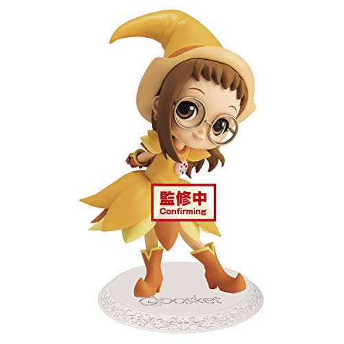 Banpresto - Q Posket, Magical Doremi, Hazuki Fujiwara (Bandai BP16299)