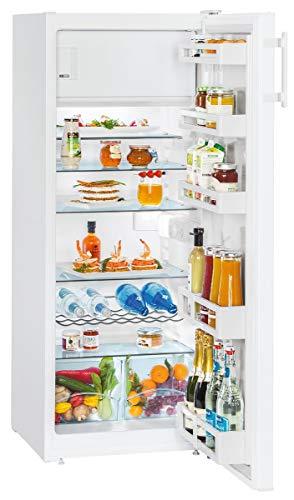 Liebherr K2814-21 Kühlschrank, freistehend, 251 l, F, Weiß