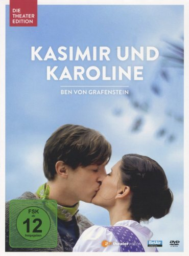 Kasimir und Karoline - Theaterfilm nach Ödön von Horváth [Alemania] [DVD]