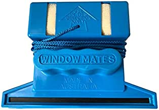Australian Made Double Sided Magnetic Window Cleaner Suitable for up to 15mm Glass. Includes Balcony and Swimming Pool sur...