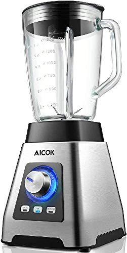 AICOK Blenders, 1000 W, 1.5 liters