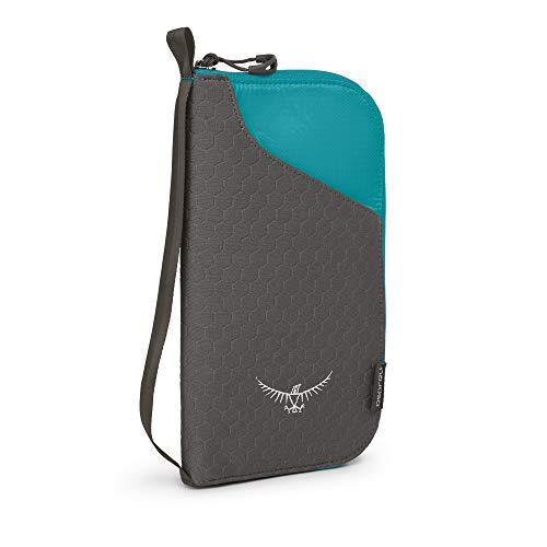 Osprey Document Zip Wallet - Tropic Teal