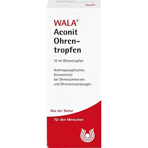 WALA Aconit Ohrentropfen, 10 ml Lösung